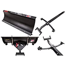 Swisher 50-Inch ATV Commercial Pro Plow Combo