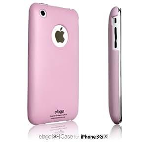 Amazon.com: elago iPhone 3G/3GS Slim Fit Case - Pink (Made