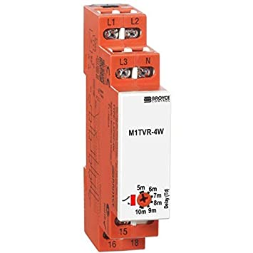 UVR Under Voltage Relay Three Phase 400V 5-10 Min M1TVR-4W: Amazon on hvac diagrams, internet of things diagrams, switch diagrams, smart car diagrams, transformer diagrams, troubleshooting diagrams, series and parallel circuits diagrams, pinout diagrams, honda motorcycle repair diagrams, led circuit diagrams, battery diagrams, electronic circuit diagrams, sincgars radio configurations diagrams, motor diagrams, friendship bracelet diagrams, electrical diagrams, engine diagrams, gmc fuse box diagrams, lighting diagrams,