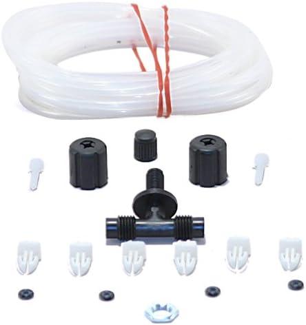Amazon.com: Monroe AK18 Shock Absorber Air Hose Kit (Adaptor Kit): Automotive