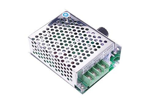 Price comparison product image SMAKN® PWM DC Motor Speed Controller Adjustable Regulator DC 12V 24V 36V 48V 50V 30A Switch
