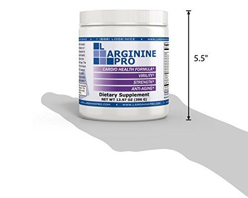 L-arginine Pro, #1 NOW L-arginine Supplement - 5,500mg of L-arginine PLUS 1,100mg L-Citrulline + Vitamins & Minerals for Cardio Health, Blood Pressure, Cholesterol, Energy (Berry & Orange, 4 Jars) by L-arginine Pro (Image #6)
