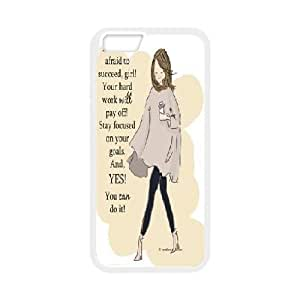 """Custom Do not be afraid Protective Case, DIY Do not be afraid Cover for iPhone6 Plus 5.5"""""""