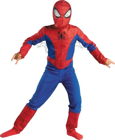 Spectacular Spider Man Costumes - The Spectacular Spider-Man Animated Series Child