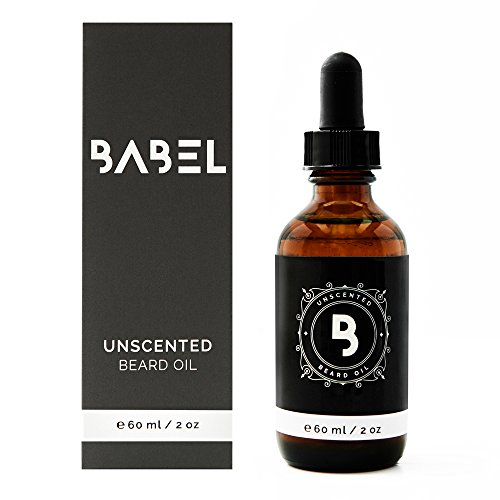 Babel Alchemy Beard Oil Unscented