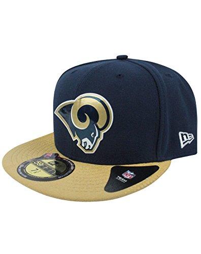 [New Era 59Fifty NFL St Louis Rams Draft Cap (6 7/8)] (Rams Draft)