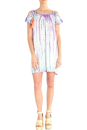 Pepe Jeans Women's Dress FUNZI - Multicoloured, M (Pepe Jeans Dresses)