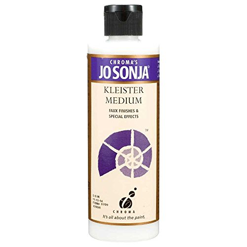 (Jo Sonjas Kleister Medium, 8 Ounce Bottle)