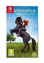 Whisper: Libres comme le vent - Nintendo Switch [Importación francesa]