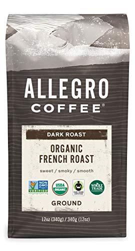 Allegro Coffee Organic French Ground