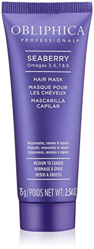 Obliphica Professional Seaberry Mask Medium To Coarse, 2.64 oz