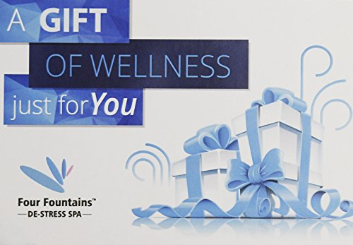 Get Flat 9% off at Checkout||Four Fountains De Stress Spa Gift Voucher