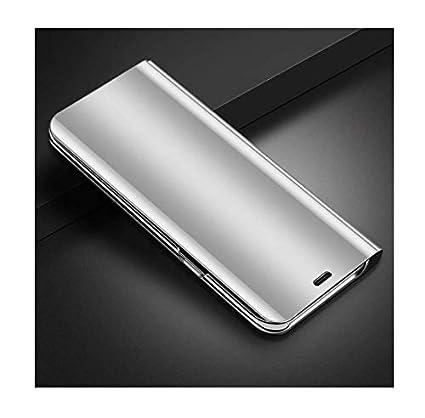 buy popular 1e8ba 1419b Wprie Xiaomi Mi Poco F1 Clear View Flip Cover, Mi Poco: Amazon.in ...