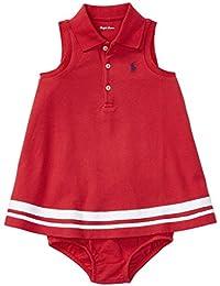 Baby Girls Striped Polo Dress \u0026 Bloomer Set · 27 · Product Details. RALPH  LAUREN