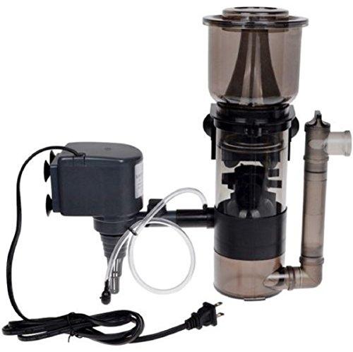 New 150 Gal Aquarium Protein Skimmer 530 GPH Marine Water Tank Pump Filter Powerhead