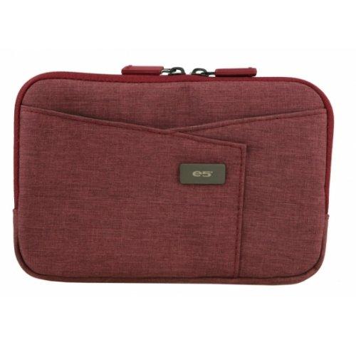 E5Rosso 17,8cm (7pulgadas) Tablet Sleeve Rojo