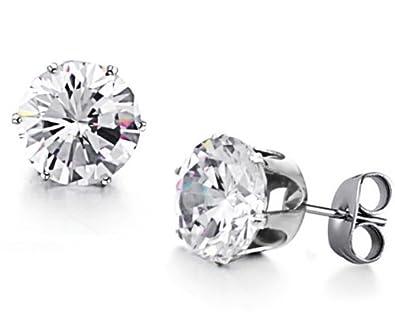 Diamanten ohrstecker manner
