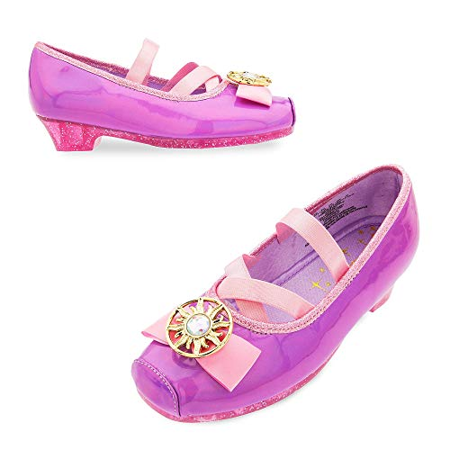 Rapunzel Costume Teenager (Disney Rapunzel Costume Shoes for Kids - Tangled Size 9/10 YTH)