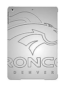 Stylishgojkqt Series Skin Case Cover Ikey Case For Ipad Air(denver Broncos Logo )