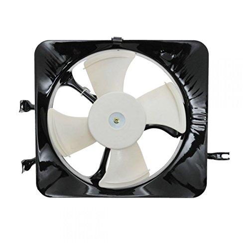 - AC A/C Condenser Cooling Fan w/Motor Assembly for 97-98 Honda CRV CR-V