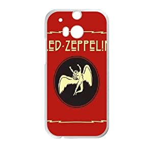 HTC One M8 case , Led Zeppelin - Apollo HTC One M8 Cell phone case White-YYTFG-18671
