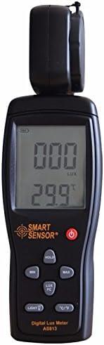 Digital photography Mini spectrometer actinomete Lux Meter light meter Luminance tester 1-200,000 Lux tools