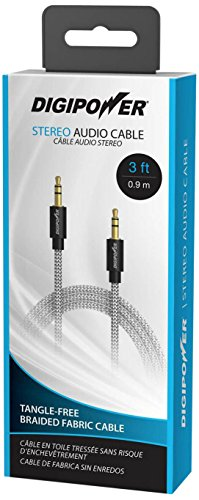 Digipower 3.3' Universal Audio Cable SP-AXF