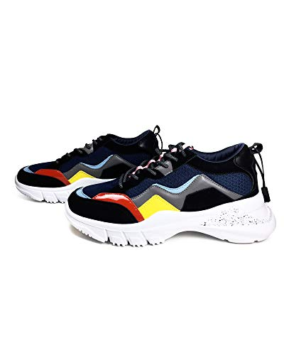 8ca460ecd48c6 Zara Women's Contrasting Sneakers 7420/301: Amazon.co.uk: Shoes & Bags