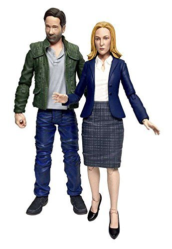 The X-Files 2016 Select Action Figures 18 cm Assortment (6) by Diamond Select