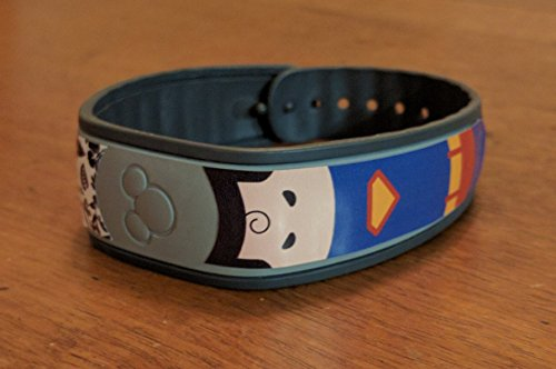 Magic Band Decals, Stickers, Covers, Skins - Superheroes and More, MANY variations! Add some flair to your wristbands with these unique designs! (H1) Super Man Superhero]()