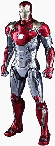 アイアンマン・マーク47 「スパイダーマン:ホームカミング」 ムービー・マスターピース DIECAST 1/6 アクションフィギュア