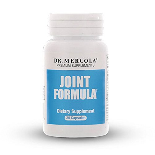 Dr. Mercola Joint Formula – 30 Capsules – Dietary Joint Supplement: 250mg BiovaFlex Eggshell Membrane, 75mg Boswellia Serrata, 30mg Hyaluronic Acid, 2mg Astaxanthin – Support Joint Health, Pain Relief