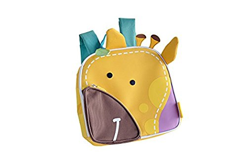 Marcus & Marcus Lola the Giraffe Insulated Kids Lunch Backpack
