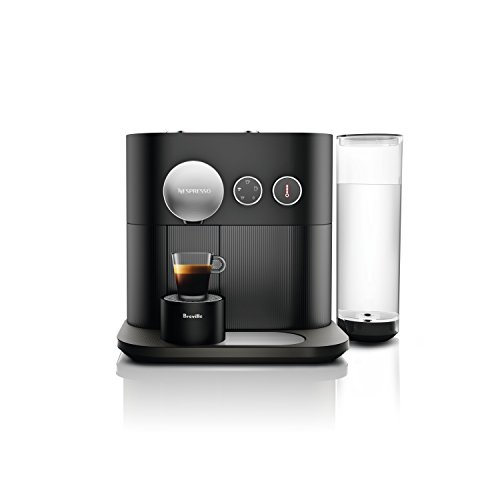 Nespresso Expert Original Espresso and Coffee Maker by Breville, Black