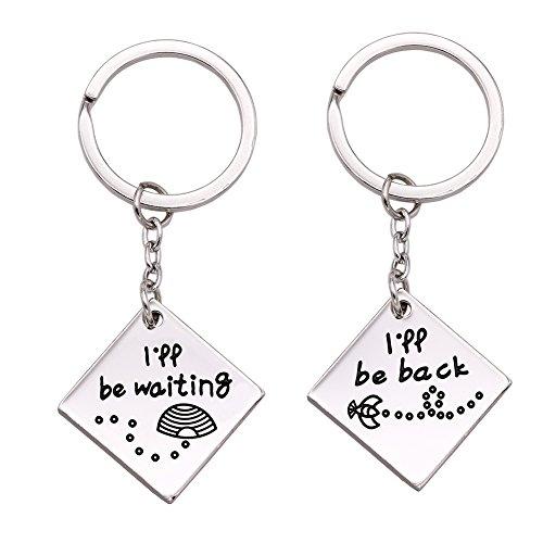 O.RIYA Waiting Keychain (Keychain)