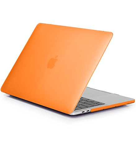 MacBook Pro 13 Case 2017 & 2016, A1706 - Mac Pro 13 Orange Case