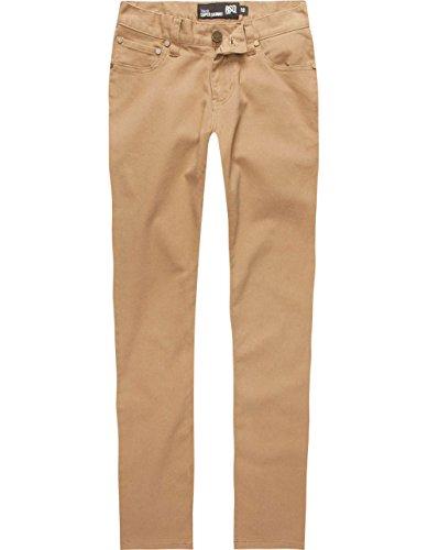 Rsq Tokyo Boys Super Skinny Stretch Twill Pants, Dark Khaki, (Stretch Twill Skinny Pants)