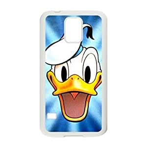 SANLSI Walt disney screencaps donald duck Case Cover For samsung galaxy S5 Case