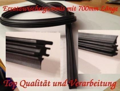Alfarom Repuestos de Limpiador para Limpiaparabrisas Universal Bosch Aerotwin 700Mm para Coche, 2 Piezas: Amazon.es: Coche y moto