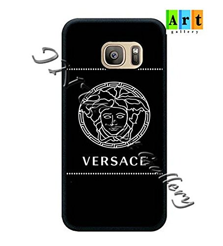 GNU Art Gallery © Samsung Galaxy S7 Edge TPU Case New Custom Design AT390 VERSACE (Only Fit Samsung Galaxy S7 - Custom Versace