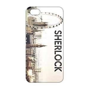 CCCM Sherlock 3D Phone Case For Sam Sung Note 2 Cover