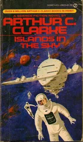 book cover of Islands in the Sky