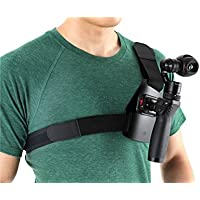 DJI Osmo & Chest Strap Mount (with two FREE extra batteries)