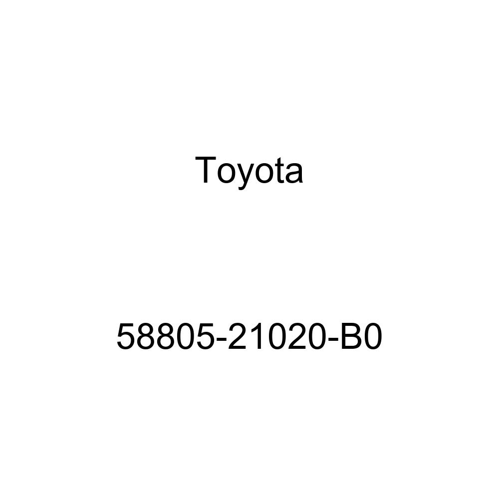 TOYOTA Genuine 58805-21020-B0 Console Panel Sub Assembly