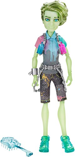 Monster High Haunted Student Spirits Porter Geiss Doll (Girl Monsters)