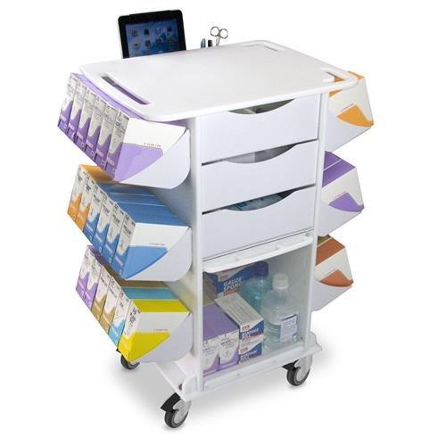 (TrippNT 51027 Core CL Suture Procedure Cart, 36