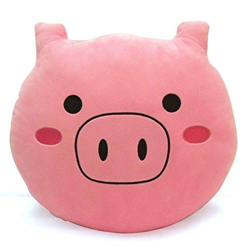 GBSELL Pik Pig Cotton Linen Pillow Cushion Decor Ultra Soft