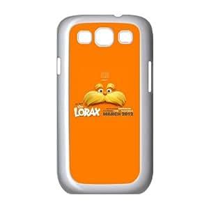 Preview Dr Seuss The Lorax Movie 2 funda Samsung Galaxy S3 9300 caja funda del teléfono celular del teléfono celular blanco cubierta de la caja funda EEECBCAAL16616
