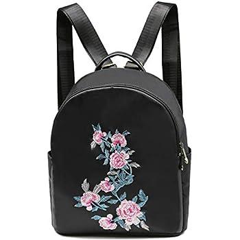 bb858a244623 Amazon.com  CLARA Camouflage Women Mini Backpack Nylon Leisure ...