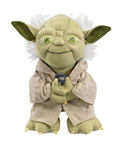 Original Star Wars Characters (Star Wars Plush - Stuffed Talking 9